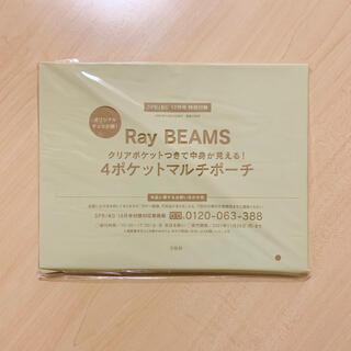 Ray BEAMS - SPRiNG 2021年12月号【付録のみ】