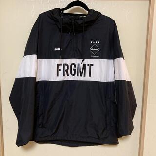 FRAGMENT - fcrb fragment アノラックパーカー Mサイズ