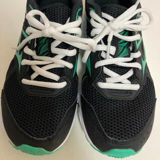ミズノ(MIZUNO)のキッズ靴 21.5センチ MIZUNO ミズノ(スニーカー)