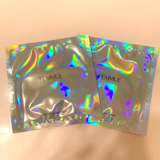 Cosme Kitchen - ファミュ ドリームグロウ パック RR[透明感・キメ]  30ml×2枚