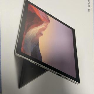 マイクロソフト(Microsoft)のMicrosoft surface pro7 i5 256gb 8gb(ノートPC)