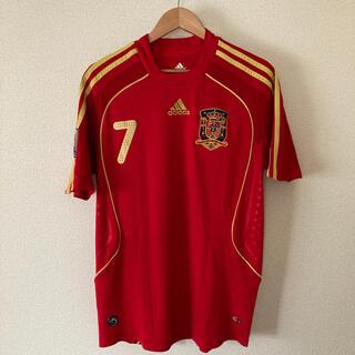 adidas - サッカー スペイン代表 ユニフォーム レプリカ ワールドカップ2010