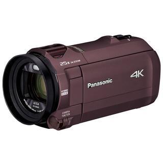 Panasonic - 美品 HC-VX992M-T Panasonic ビデオカメラ 4K 64GB