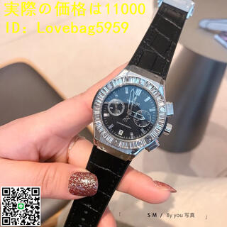 HUBLOT - ウブロ HUBLOT メンズ 腕時計 11000