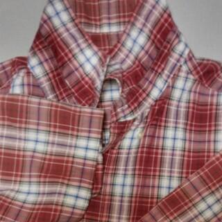 オフホワイト(OFF-WHITE)のカッターシャツ(シャツ/ブラウス(長袖/七分))