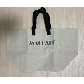Machatt マチャット オリジナル エコバッグ ノベルティ