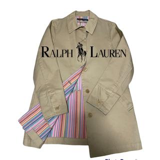 ラルフローレン(Ralph Lauren)のRALPH LAUREN ラルフローレン スプリングコート(トレンチコート)