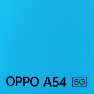 OPPO - OPPO A54 5G  OPG02 au版 シルバーブラック