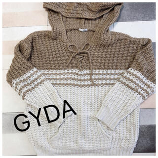 ジェイダ(GYDA)のニットトップス 送料込(ニット/セーター)