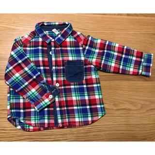 サマンサモスモス(SM2)の子ども服 サイズ95 長袖(Tシャツ/カットソー)