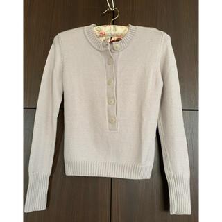 ムジルシリョウヒン(MUJI (無印良品))の無印良品企画 ウール100  セーター(ニット/セーター)