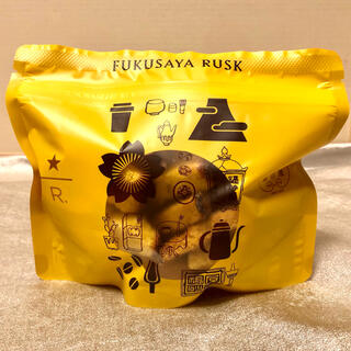 Starbucks Coffee - スターバックスリザーブロースタリー×福砂屋コラボ カステララスク