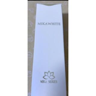 ミカホワイト(薬用歯磨き)医薬部外品