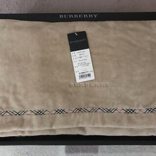BURBERRY - 新品未使用バーバリー ハーフケット(綿毛布)