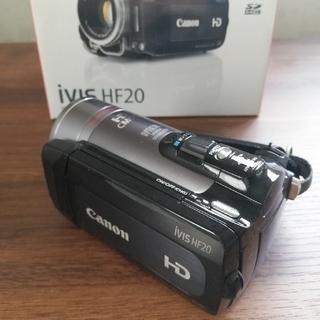 Panasonic - Canon IVIS HF20 ビデオカメラ