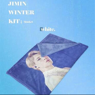 防弾少年団(BTS) - ジミン JIMIN ブランケット 防弾少年団 BTS