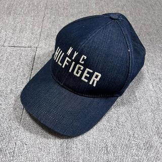 トミーヒルフィガー(TOMMY HILFIGER)の《TOMMY HILFIGER》キャップ 帽子(キャップ)