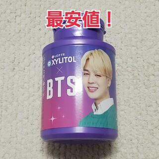 BTS キシリトール 韓国限定 ジミン パープルミックス 防弾少年団 ボトル