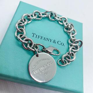 Tiffany & Co. - ✨超美品✨Tiffany リターントゥ ブレスレット シルバー925