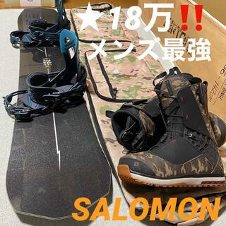 SALOMON - 18万‼️メンズ最強セット★サロモン 一式★