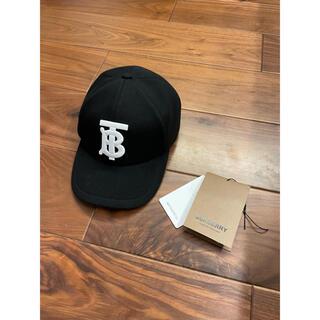 BURBERRY - バーバリー モノグラムモチーフ ベースボールキャップ Mサイズ