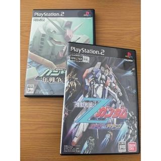PlayStation2 - ガンダム セット