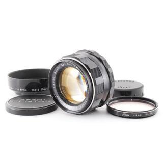 ペンタックス(PENTAX)の☆8枚玉☆ ★前期型★ Super Takumar 50mm F1.4 L062(レンズ(単焦点))