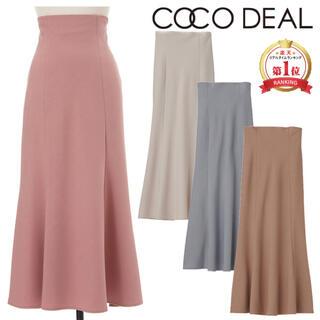 COCO DEAL - COCODEAL ココディール 後ろレースアップハイウエストマーメイドスカート