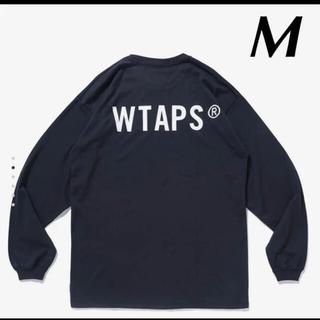 W)taps - WTAPS 21aw VIBES SCREEN L/S TEE BLACK M