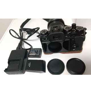 富士フイルム - 美品 Fuji X-T2 レンズキットXF18-55