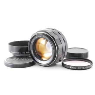 ペンタックス(PENTAX)のSuper Takumar 50mm F1.4 ☆黄変ほぼなし☆ L063(レンズ(単焦点))