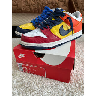 NIKE - nike dunk low co.jp what the