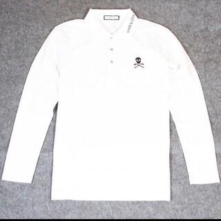マークアンドロナ(MARK&LONA)のMARK&LONA(マーク&ロナ) ビッグロゴプリント ポロシャツ XXL(ウエア)