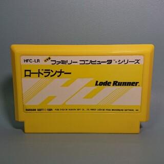 ファミリーコンピュータ(ファミリーコンピュータ)のファミコン ロードランナー(家庭用ゲームソフト)