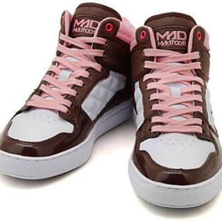 マッドフット(MAD FOOT)のMAD foot スニーカー(スニーカー)
