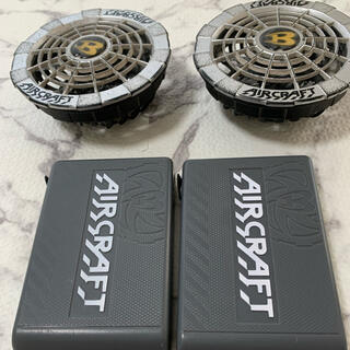 バートル(BURTLE)のバートル空調服バッテリー2個セット(その他)