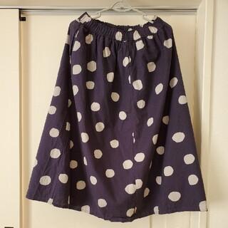SM2 - サマンサモスモスドットロングスカート