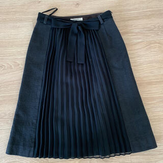 ナチュラルビューティーベーシック(NATURAL BEAUTY BASIC)のNBB 美品スカート(ひざ丈スカート)