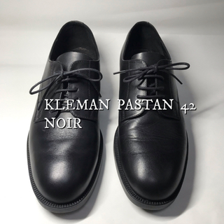 KLEMAN (クレマン) PASTAN(パスタン) プレーントゥ 42
