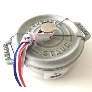 ストウブ(STAUB)のストウブ カンパーニュ 10cm 新品未使用(鍋/フライパン)