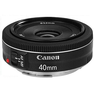 Canon - 展示品保証書付 Canon 単焦点レンズ EF40mm F2.8 STM