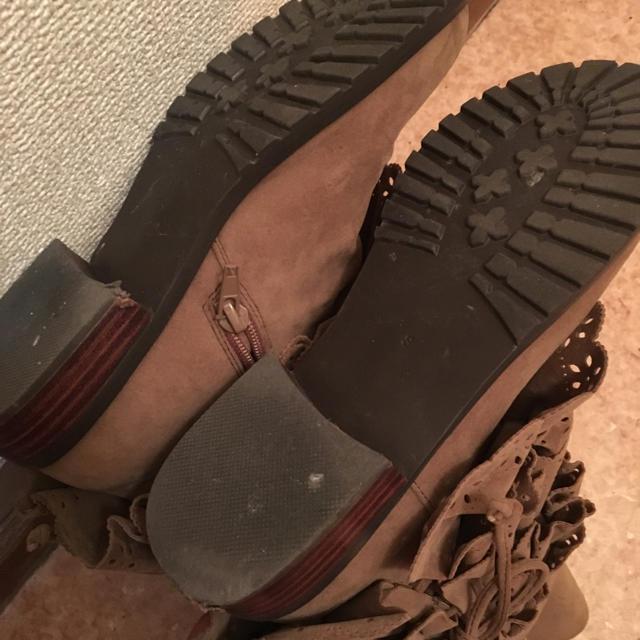 PINK HOUSE(ピンクハウス)のピンクハウスブーツ レディースの靴/シューズ(ブーツ)の商品写真