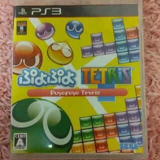 PlayStation3 - ぷよぷよテトリス PS3