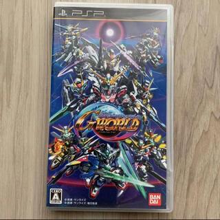 PlayStation Portable - SDガンダム ジージェネレーション ワールド