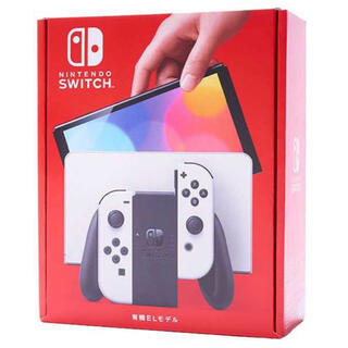 Nintendo Switch - Nintendo Switch 本体ホワイト 有機EL 任天堂スイッチ 新型