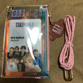 防弾少年団(BTS) - BTS 公式 BTSWORLD OST limited edition 会員証