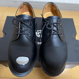 Dr. Martens × RAF SIMONS 3hole shoes