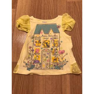 アナスイ(ANNA SUI)のキッズ服半袖(Tシャツ/カットソー)