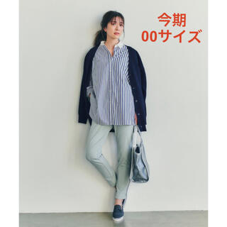 BARNYARDSTORM - ほぼ新品*今期 佐田真由美さん着 BARNYARDSTORM 暖かZIPパンツ