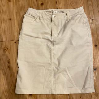 ロペピクニック(Rope' Picnic)の台形スカート(ひざ丈スカート)